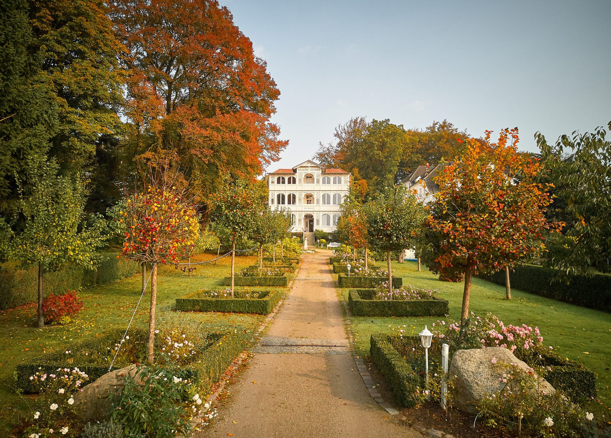 Ostsee Urlaub Rügen Villa Edelweiss Sellin